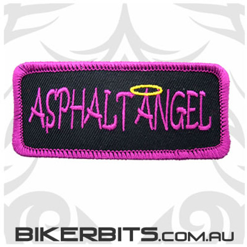 Patch - Asphalt Angel