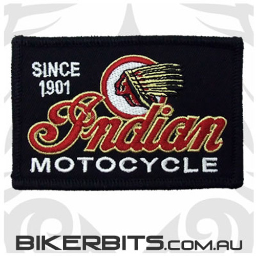 Patch - Indian Motocycle - Since 1901
