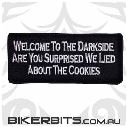 Patch - Welcome to the darkside are you surprised