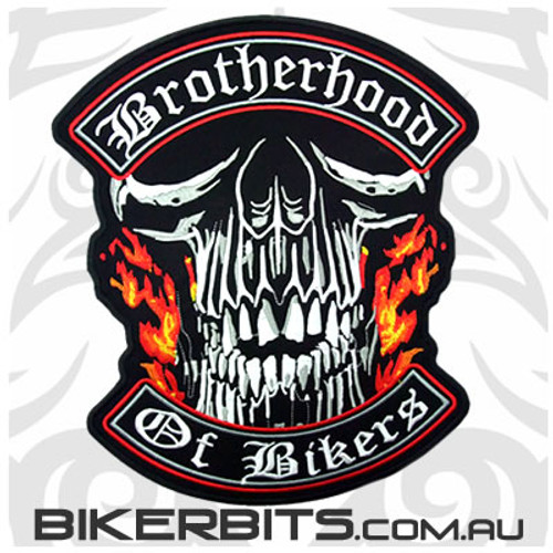 Patch - Brotherhood of Bikers