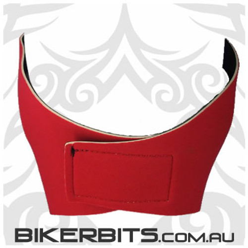Headwear - Neoprene Full Face Mask - Red