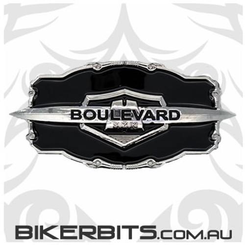 Belt Buckle - Suzuki Boulevard