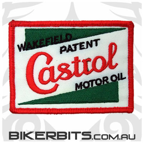 Patch - Castrol Motor Oil