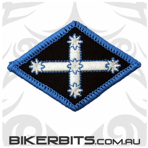Patch - Eureka Flag - Diamond