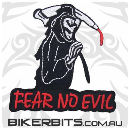 Patch - Fear No Evil - Reaper