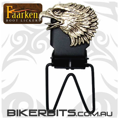 Faarken Biker Boot Lickers - Eagle