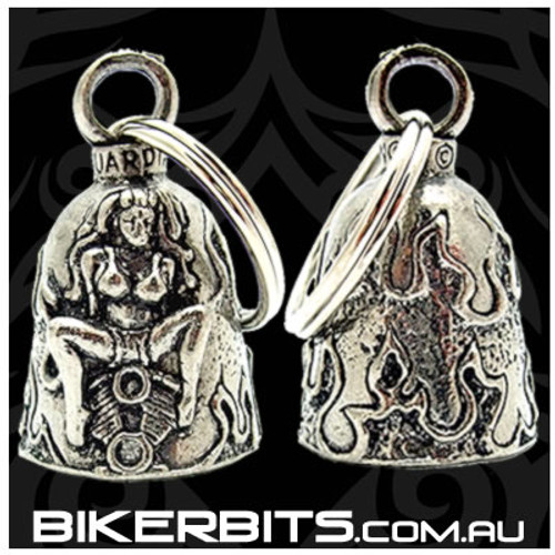 Guardian Bell - V-Twin Lady