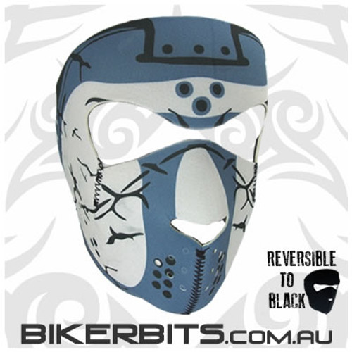 Headwear - Neoprene Full Face Mask - Hockey Mask