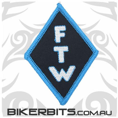 Patch - FTW - Diamond - Aqua