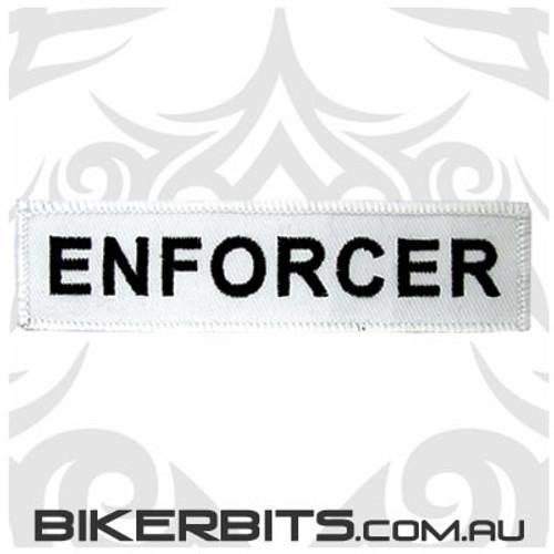 Patch - Biker Club ENFORCER 2