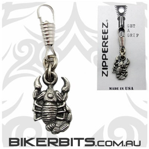 Zippereez Zipper Pull - Scorpion