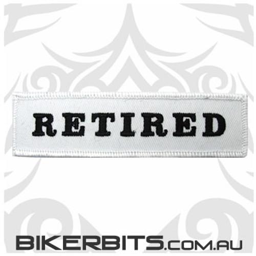 Patch - Biker Club RETIRED