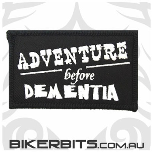 Patch - Adventure Before Dementia