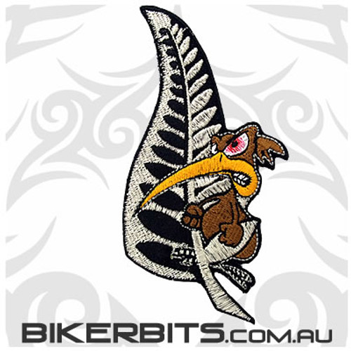 Patch - Kiwi and Silver Fern