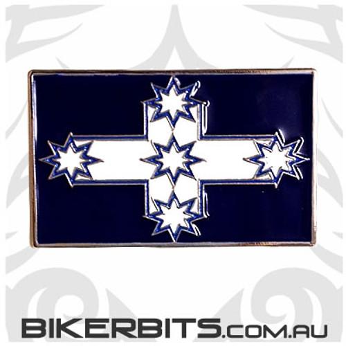 Lapel Pin - Eureka Flag Rectangle