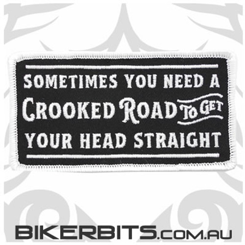 Patch - Crooked Road