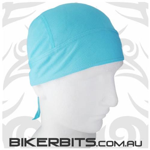 Headwear - Headwrap - Aqua - Stretchy