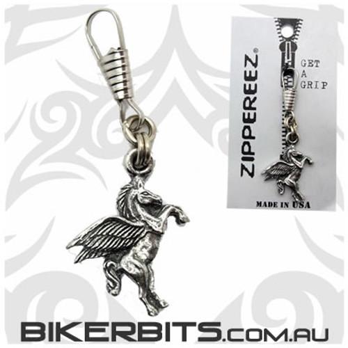 Zippereez Zipper Pull - Pegasus