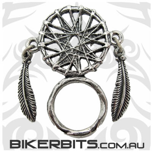 Sunglass Holder - Dream Catcher