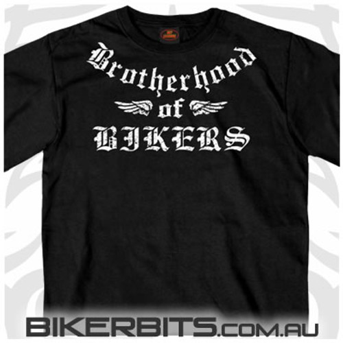 Biker T-shirt - Brotherhood of Bikers