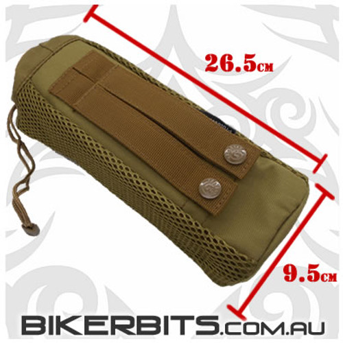 Motorcycle Biker Molle Bottle Holder Bag