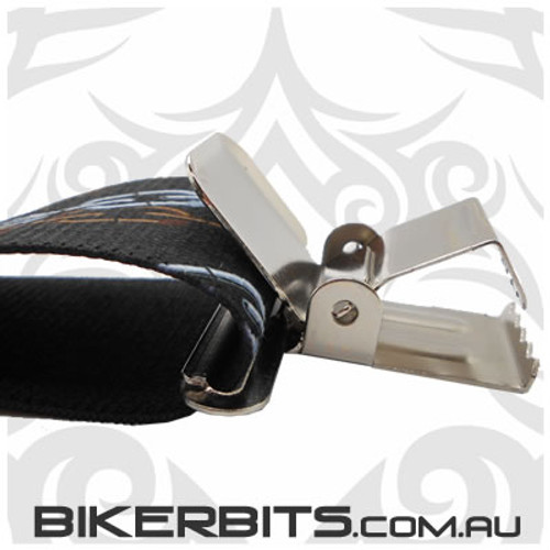 Biker Suspenders - Chains