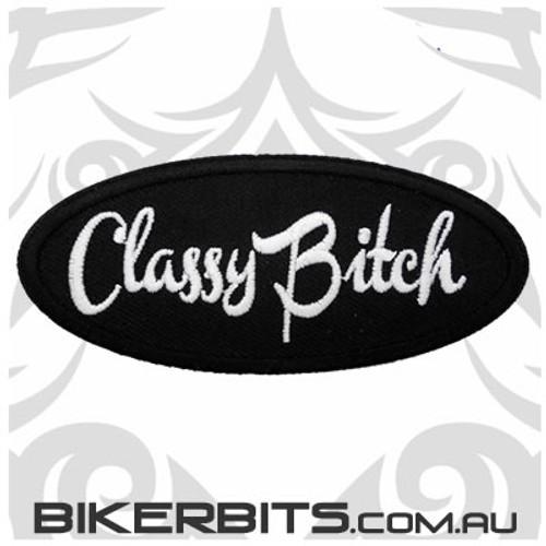 Patch - Classy Bitch