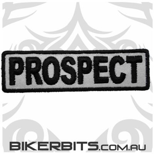 Patch - Biker Club PROSPECT - Reflective
