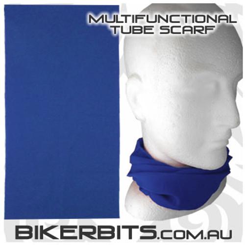 Headwear - Multifunctional Tube Scarf - Blue