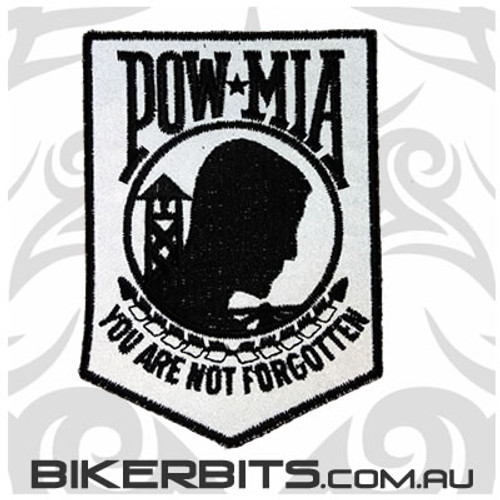 Patch Reflective - POW - MIA