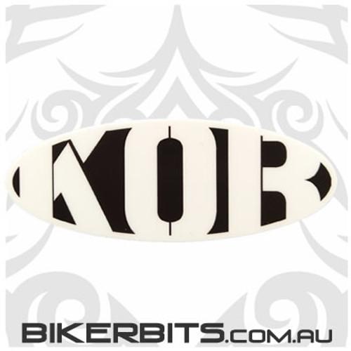 Biker Decal - KOR Oval