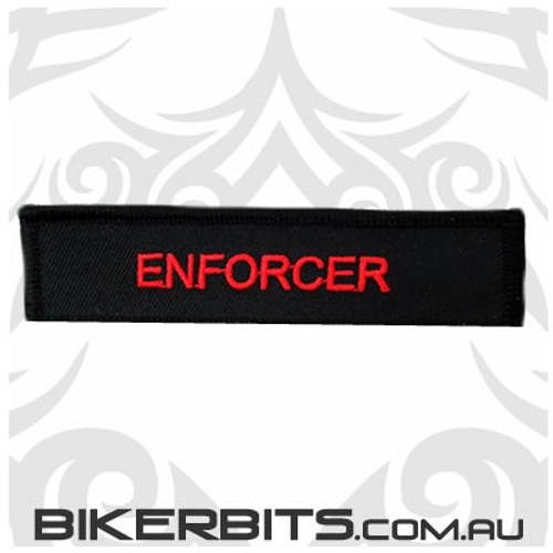 Patch - Biker Club ENFORCER 1