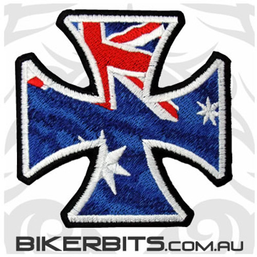 Patch - Aussie Iron Cross
