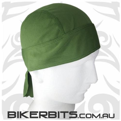 Headwear - Headwrap - Olive - Stretchy