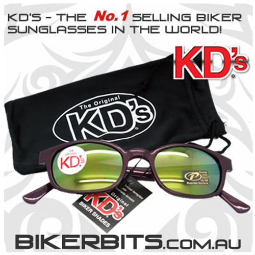Motorcycle Sunglasses - KD's Flash