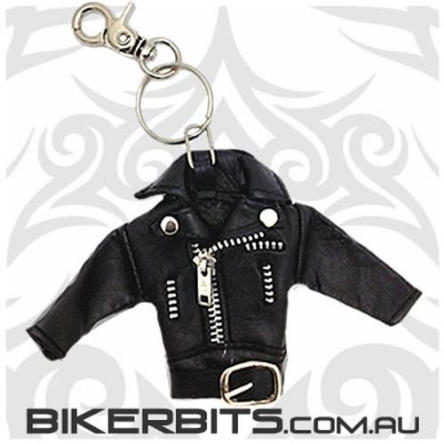 Keyring - Biker Leather Jacket