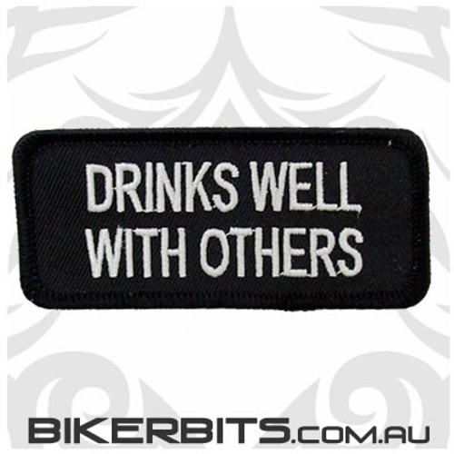 Patch - Drinks Well With Others