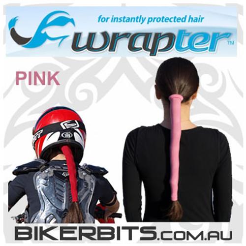 Headwear - Wrapter Hair Wrap - Pink