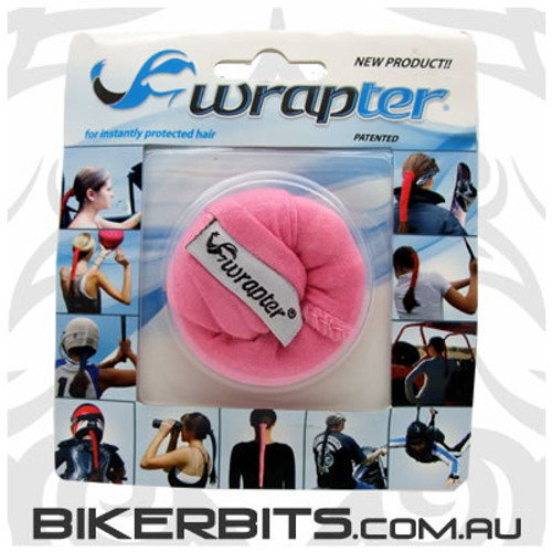 Headwear - Wrapter Hair Wrap - Pink