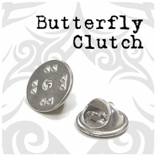 Lapel Pin - Butterfly Wings