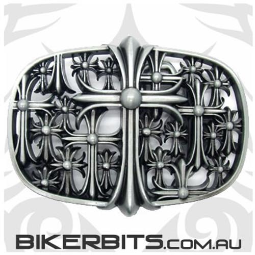 Belt Buckle - Crosses