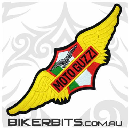 Patch - Moto Guzzi - Wings