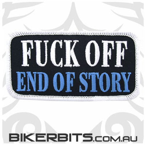 Patch - FUCK OFF END OF STORY