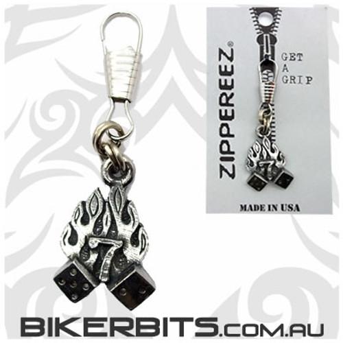 Zippereez Zipper Pull - Lucky Seven