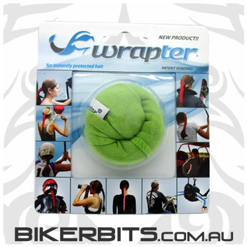 Headwear - Wrapter Hair Wrap - Lime Green