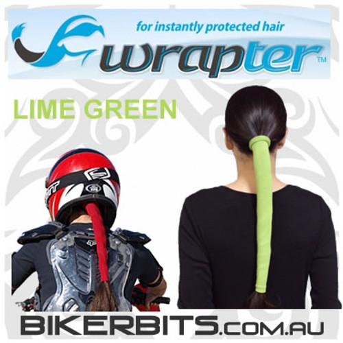 Headwear - Wrapter Hair Wrap - Lime Green