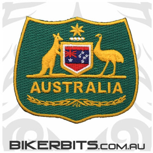 Patch - Australian Shield