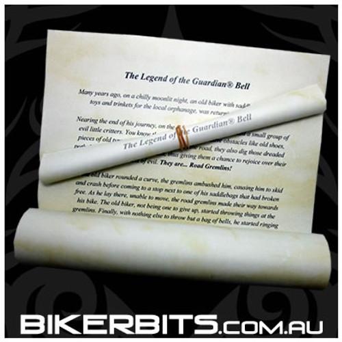 Guardian Bell - Skeleton Finger