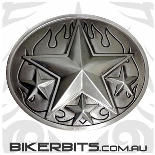 Belt Buckle - Stars