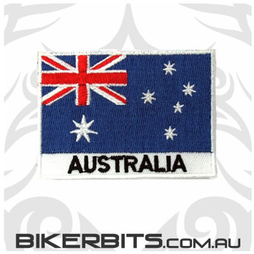Patch - Australian Flag - AUSTRALIA